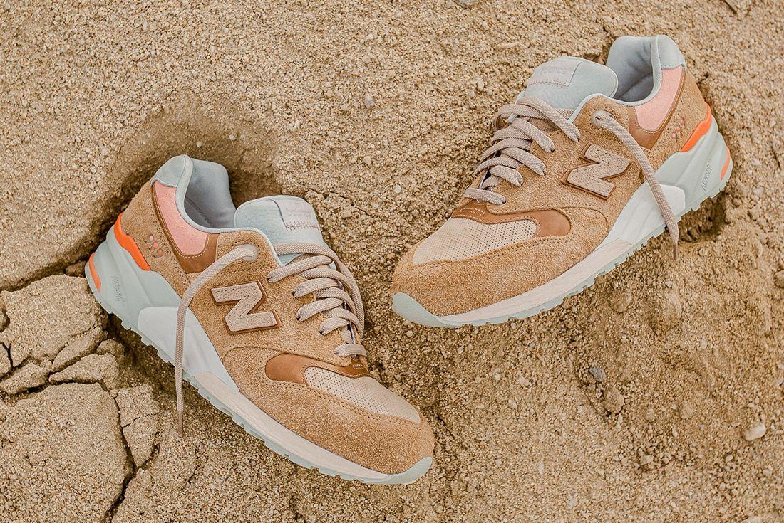 Packer Shoes New Balance 999 Tan 3