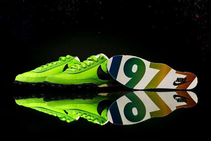 Nike Waffle Racer Premium 17 Action Green 8
