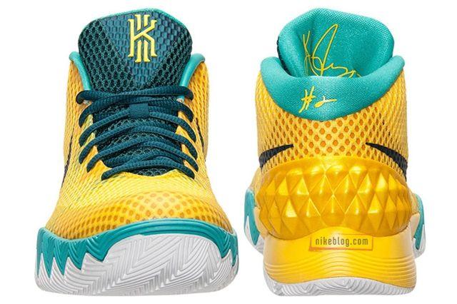 Nike Kyrie 1 Tour Yellow 2