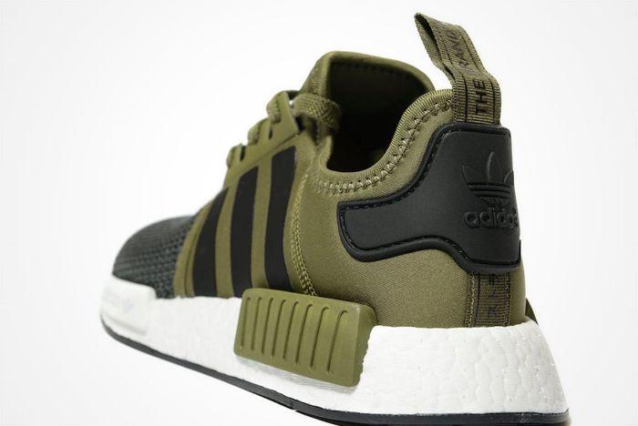 Adidas Nmd R1 Olive 5