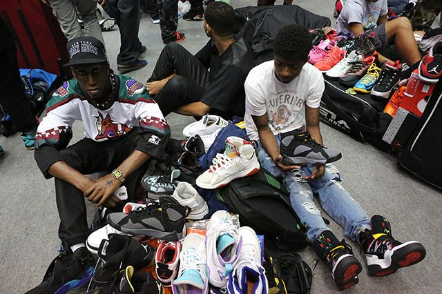 Sneaker Con Washington Dc 2013 62