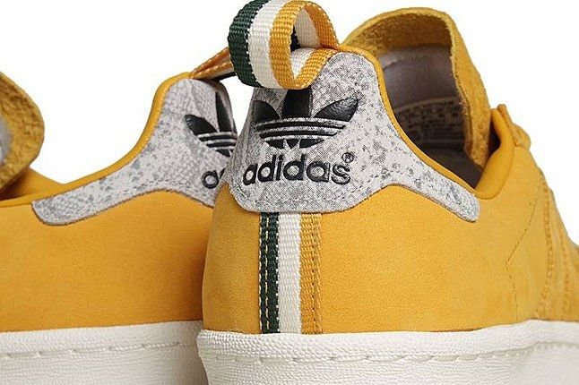 Adidas Campus Snakeskin Heel 1