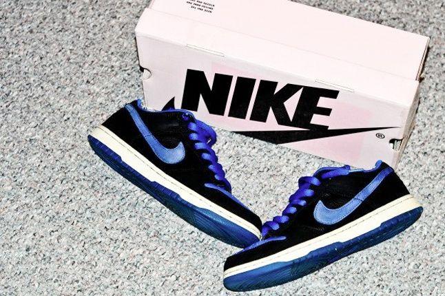 Nike Dunk Sb Low Blue 1