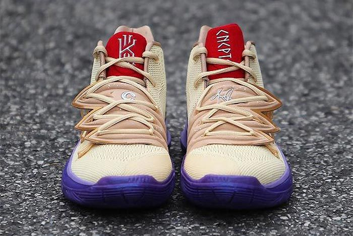 Nike Concepts Kyrie 5 Release Date 6