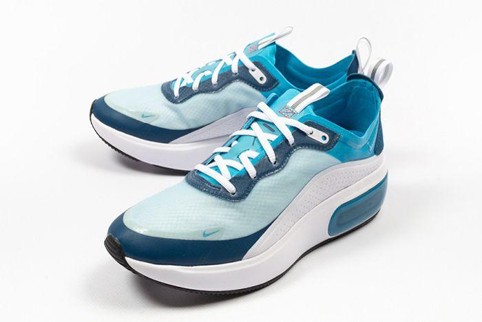 Nike Air Max Dia Se Blue Force Ar7410 104 Left Side Shot