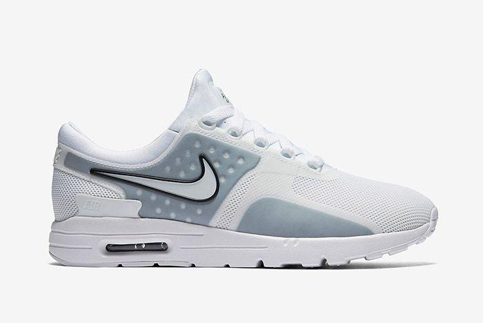 Nike Air Max Zero White Grey 1
