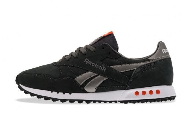 Reebok Ers 1500 Black Grey 1