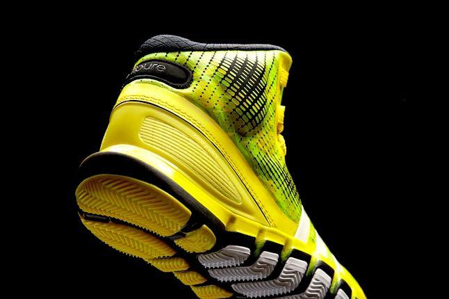 Adidas Crazyquick Electricity Heel Detail 1