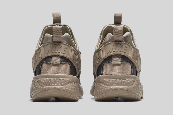 Nike Air Huarache Utility Khaki 3