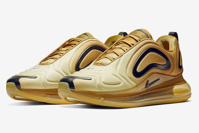 Nike Air Max 720 Desert Gold