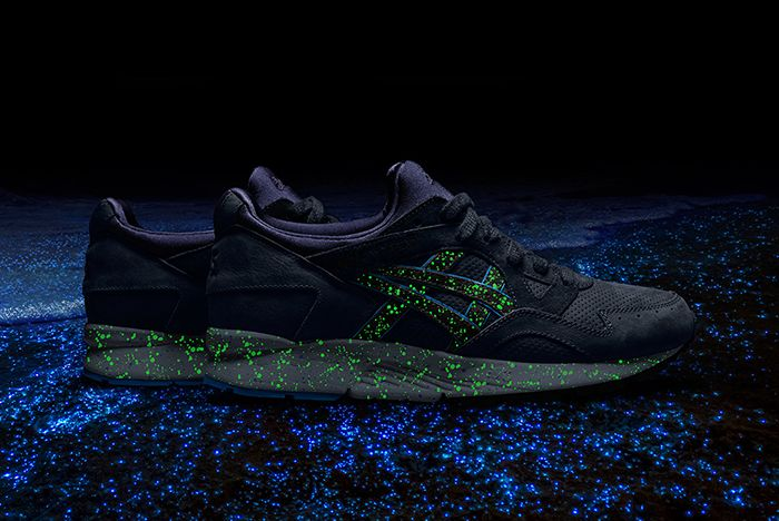 Asics Gel Lyte Maldives Pack Glow In The Dark6