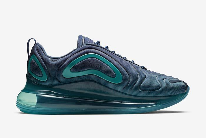 Nike Air Max 720 Nightshade Medial