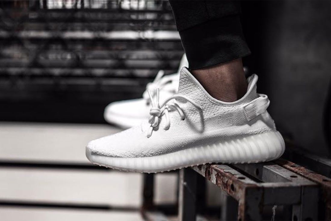 Adidas Yeezy Boost 350 V2 Triple White7