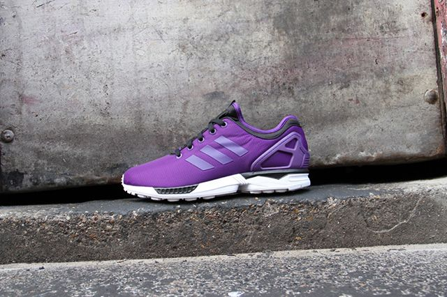 Adidas Originals Zx Flux Nps Purple 2