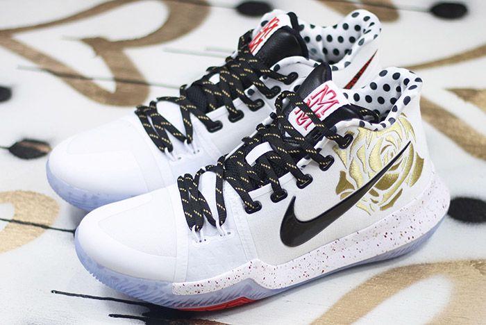 Sneaker Room X Nike Kyrie 3 Mom 3 Sneaker Freaker