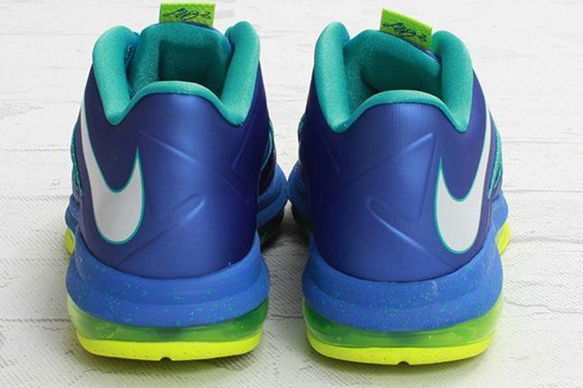 Lebron X Low Sprite Heel 1