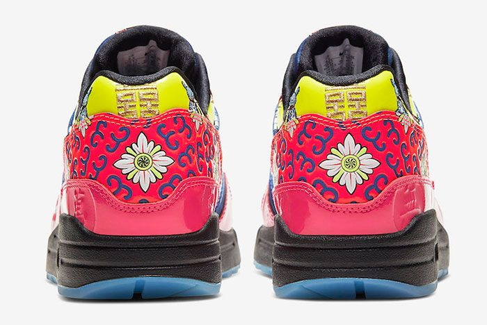 Nike Air Max 1 Cny Longevity Cu8861 460 Release Date Price 5 Official