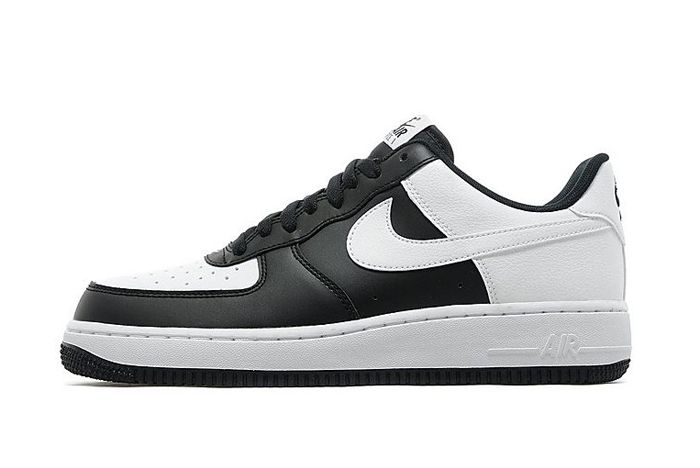 Air Force 1 Black White 1