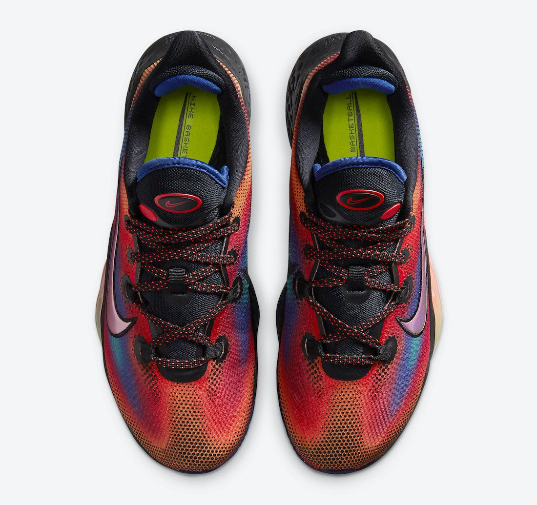 Nike Air Zoom BB NXT Heat Map
