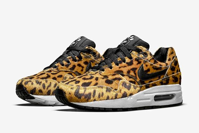 Nike Air Max 1 Gs Zoo Pack Leopard2