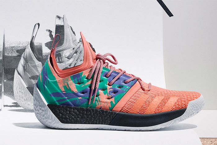 Adidas Harden Vol 2 Debut Colourways Revealed Sneaker Freaker 9