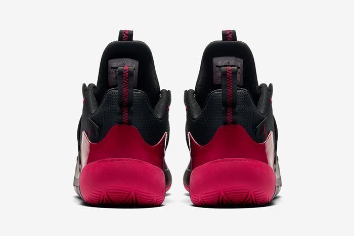 Jordan Brand Zero Gravity Bred Heels