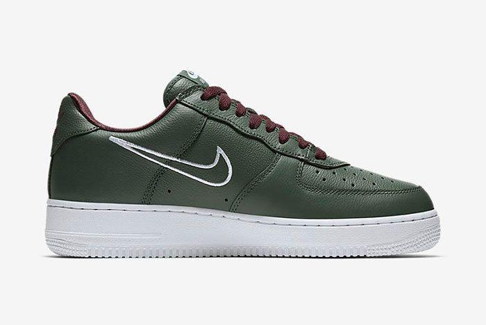 Nike Af1 Hong Kong Release Sneaker Freaker 4