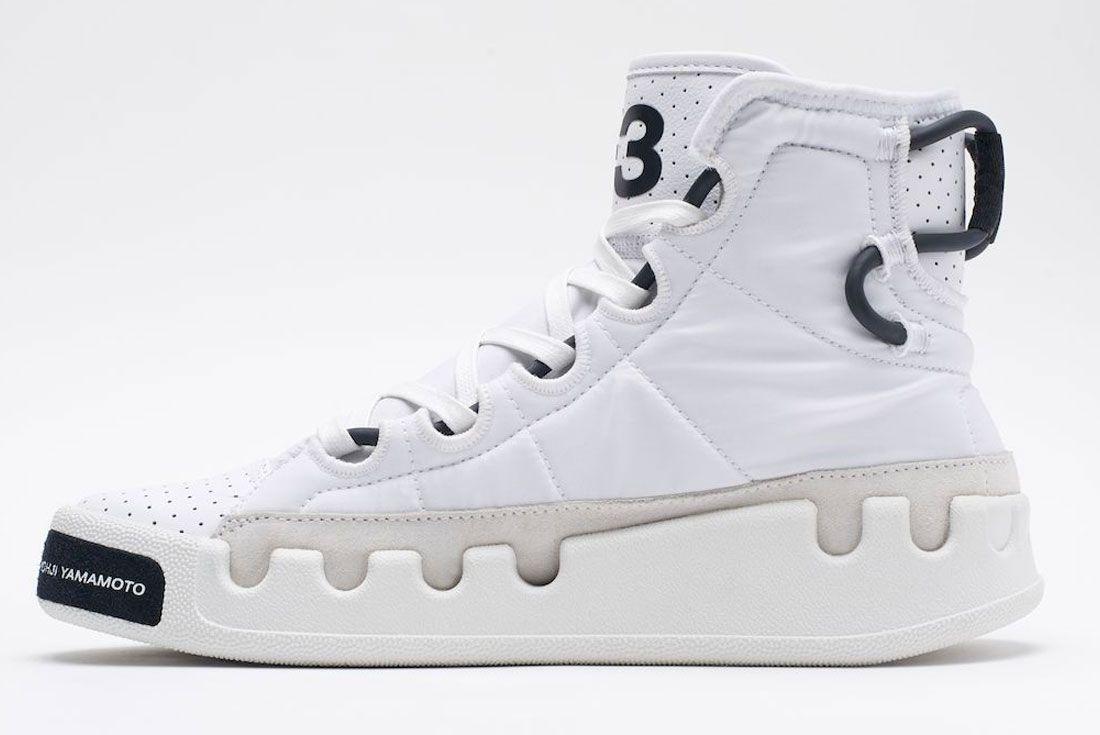 Adidas Y 3 Kasabaru White