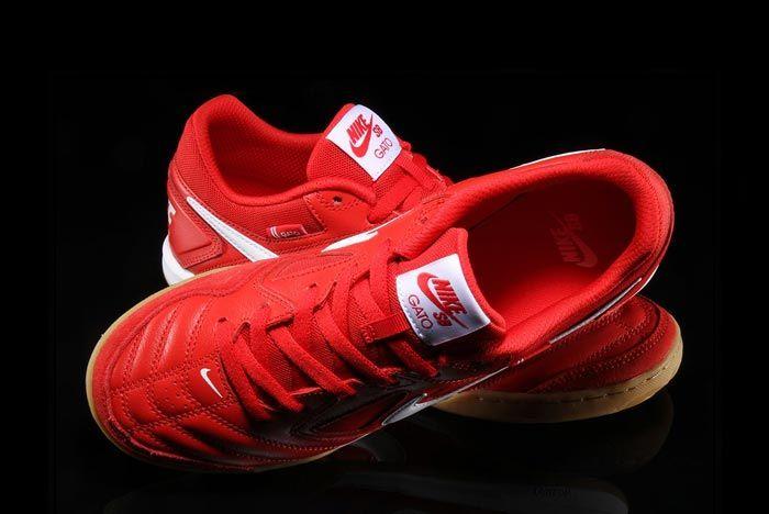 Nike Sb Gato Red Top