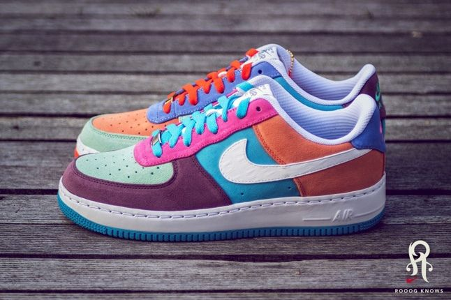Nike Id Air Force 1 What The Af1 7