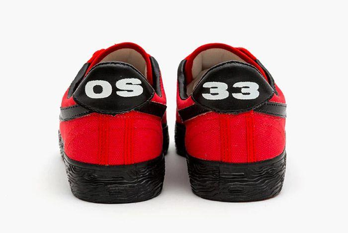 Wos33 Warrior Sneaker 1