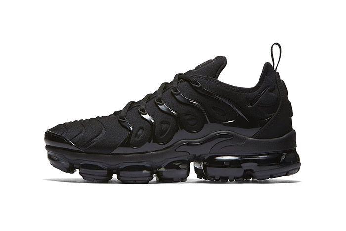 1 Vapormax Plus Triple Black Release Date Sneaker Freaker