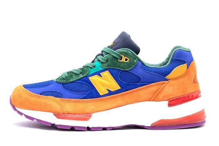 New Balance M992 Multi Color 1