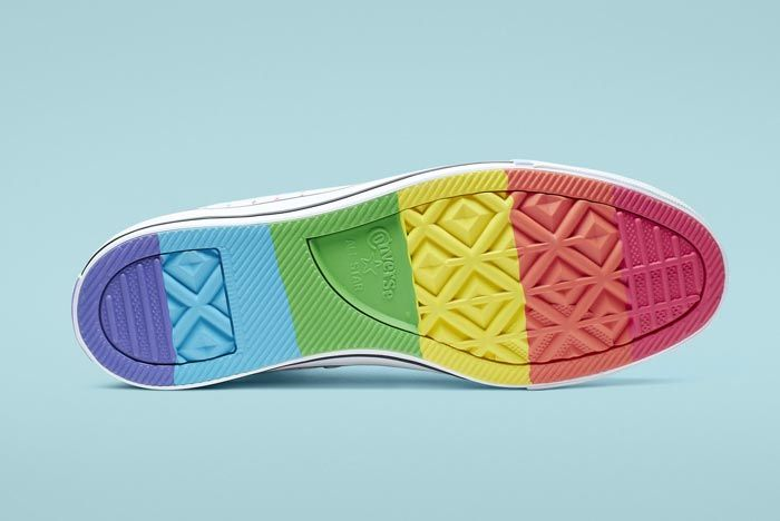 Chuck Taylor All Star Pride Low Top Outsole