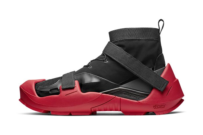 Matthew M Williams Nike Free Tr 3 Sp Black Red Aq9200 001 Release Date Lateral
