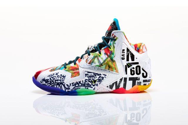Nike Lbj What The Bump 11 8