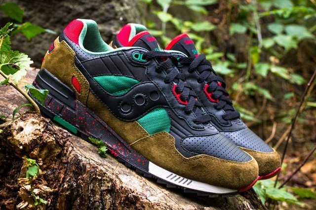 West Nyc Cabin Fever Saucony Shadow 5000