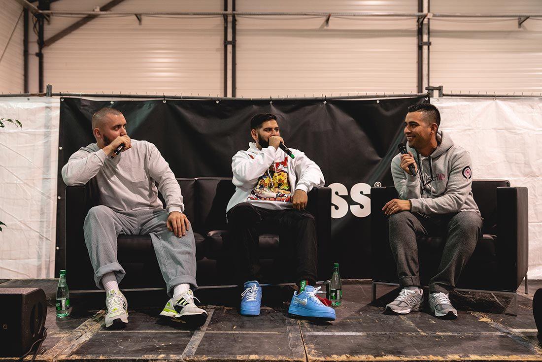 Sneakerness Paris Panel