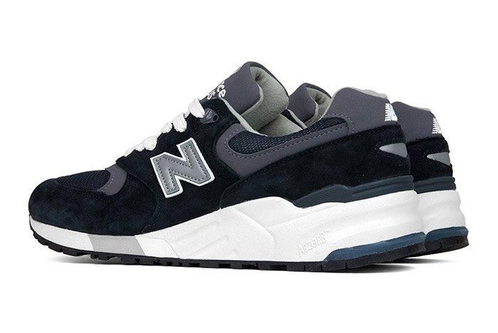 New Balance 999 Made In Usa Navy Pewter 2