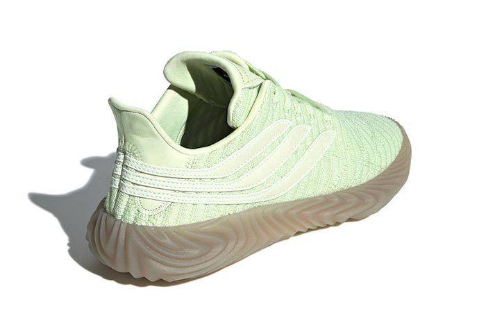 Adidas Sobakov Aero Green 3