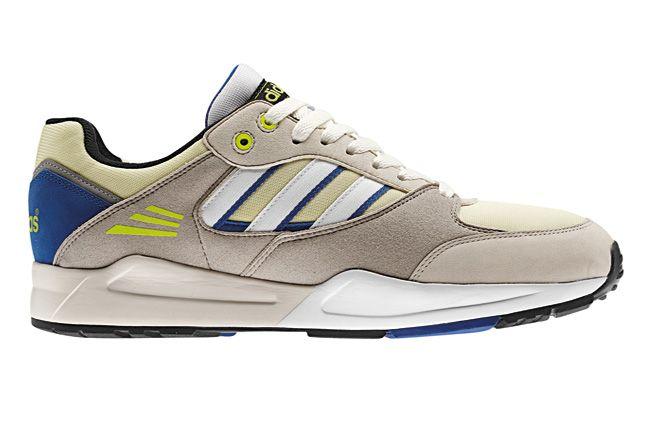 Adidas Tech Super Yellow Side 1