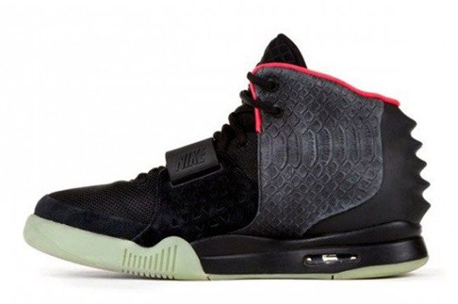 Nike Air Yeezy 2 Autographed Kanye West Worn Charity Profile 1