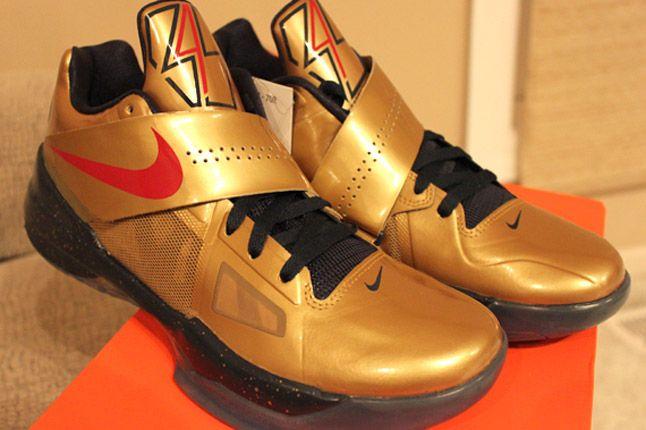 Gold Medal Kd Iv Nike 1