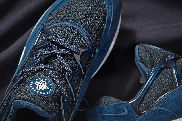 Size Nike Huarache Light Midnight Forest Pack 2