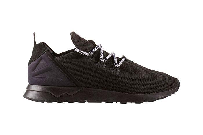 Adidas Zx Flux Adv X Black Mesh 3