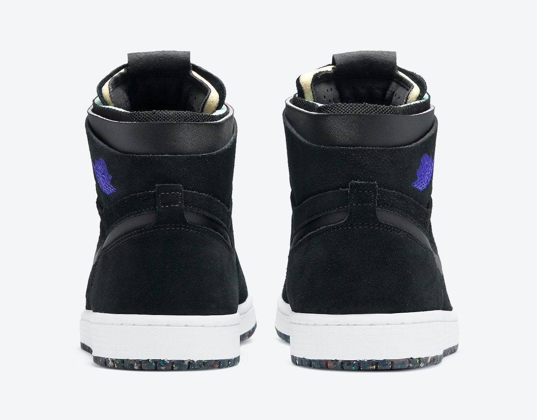 Air Jordan 1 Zoom 'Court Purple'