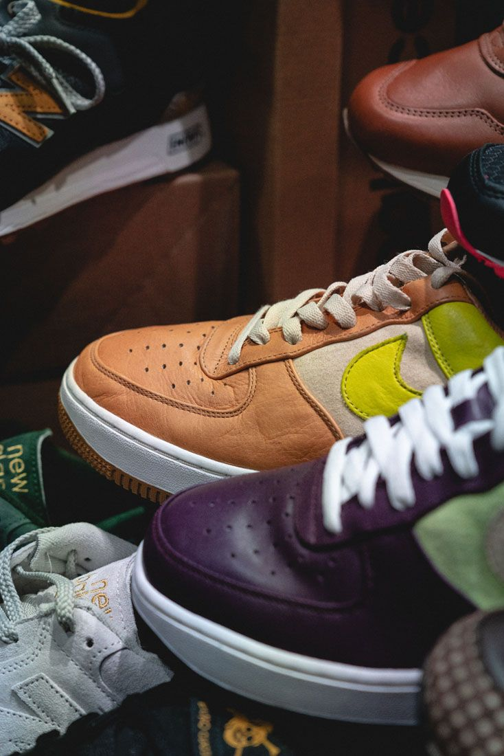 Sneakerness Zurich 2019 Event Recap 29 Nike Air Force 1 Toes