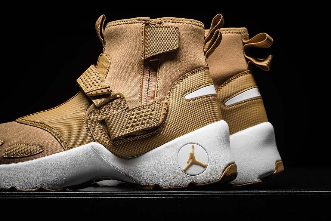 Jordan Trunner Lx Golden Beige 4