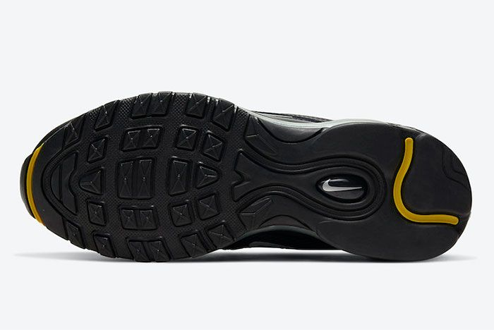 Nike Air Max 97 Black Multi Sole
