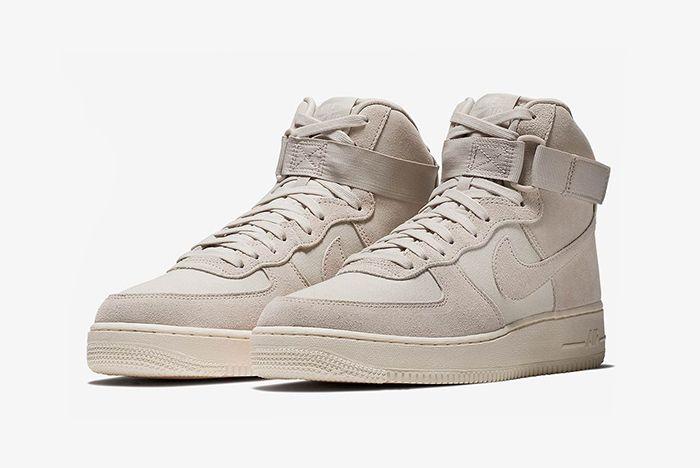 Nike Air Force 1 Hi Suede Pink Blue Yellow 5 Sneaker Freakere